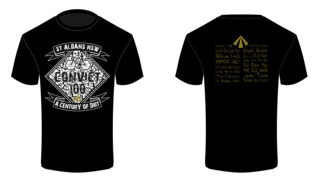 Convict 100 T-Shirt Design Rev 3.cdr